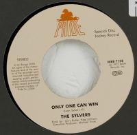 THE SYLVERS - Only One Can Win / Fools Paradise : MR BONGO (UK)