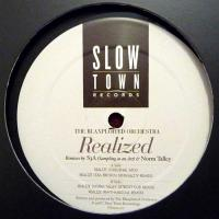 THE BLAXPLOITED ORCHESTRA - Realized : 12inch