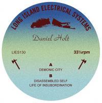 DANIEL HOLT - S/T : 12inch