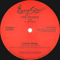 OPEN MIND - The Trance : 12inch
