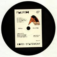 KORD - Statement EP : 12inch
