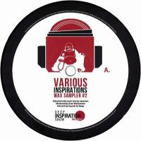 VARIOUS - Inspirations Wax Sampler #2 : 12inch