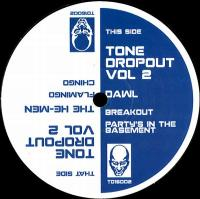 THE HE-MEN / DAWL - Tone Dropout Vol.2 : 12inch