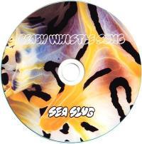 SEASLUG - BEACH WHISTLE SONG : CD-R