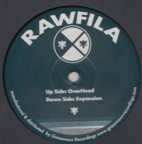 RAWFILA - South Center e.p. : 2x12inch