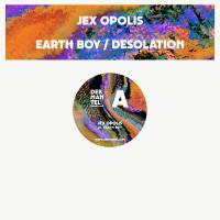 JEX OPOLIS - EARTH BOY : 12inch