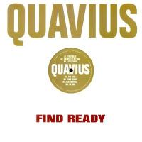 QUAVIUS - Find Ready : Lustwerk Music (US)