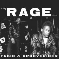 FABIO & GROOVERIDER - 30 Years of Rage Part 1 : 2LP