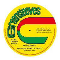 BARRINGTON LEVY & TRINITY - Lose Respect (Extended Version) : GREENSLEEVES (UK)