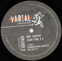 MAT CARTER - Zark Time E.P : 12inch