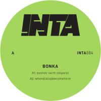 BONKA - Cement Block EP : INTA (UK)