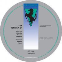 YAK - Termina EP : 12inch