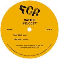 MATTHS - Velocet : 12inch