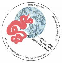 CHEKOV / DOPPELATE / CAMIN / HOWES - Cong Burn 05 : 12inch