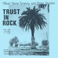 BLUE GENE TYRANNY - Trust in Rock : UNSEEN WORLDS (US)