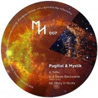 PUGILIST & MYSTIK - Misty In Roots : 12inch