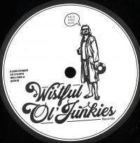 WISTFUL OL' JUNKIES ALL STARS / LIP & COLO - Tribute To Anthony Wayne Moore / Emirates : 12inch