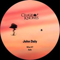 JOHN DALY - Safe EP : 12inch
