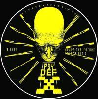 PSY DEF X - PSY DEF X EP : 12inch