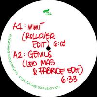 VARIOUS ARTISTS - Rollover Edit Service Vol.3 : ANYTHING GOES