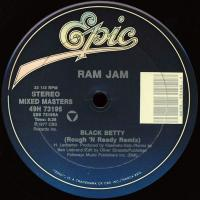 RAM JAM - Black Betty (Remix) : 12inch