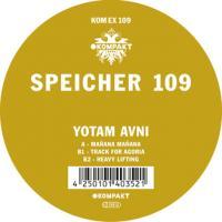 YOTAM AVNI - Speicher 109 : KOMPAKT EXTRA (GER)