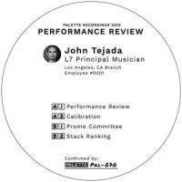 JOHN TEJADA - Performance Review : 12inch