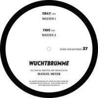 MANUEL MEYER - Wuchtbrumme : 10inch
