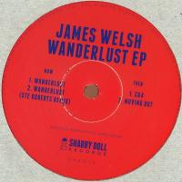 JAMES WELSH - Wanderlust EP : 12inch