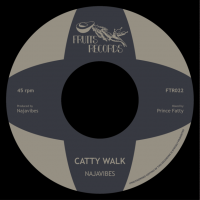 NAJAVIBES - Catty Walk // Insecurity : 7inch