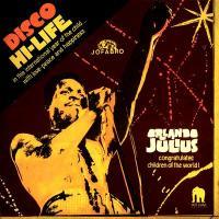 ORLANDO JULIUS - Disco hi-life : LP