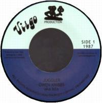 OWEN KNIBBS a.k.a. ISTA - Juggler : 7inch