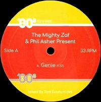 THE MIGHTY ZAF & PHIL ASHER - Genie : 12inch
