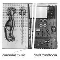 DAVID ROSENBOOM - Brainwave Music : 2LP