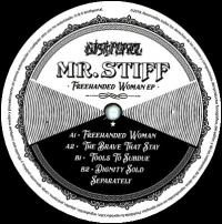 MR. STIFF - Freehanded Woman EP : BIRTHPORTAL (MEXICO)