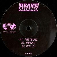 BRAME & HAMO - Pressure EP : 12inch