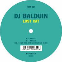 DJ BALDUIN - Lost Cat : 12inch