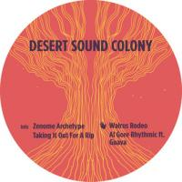 DESERT SOUND COLONY - Zenome Archetype EP : TOUCH FROM A DISTANCE (GER)
