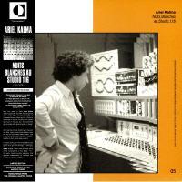 ARIEL KALMA - Nuits Blanches Au Studio 116 : LP