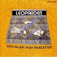 LEOPARDEN - BOLIGLAN / RIST SKJELETTET : 7inch