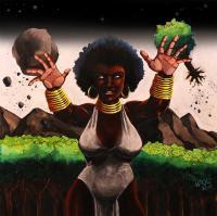 BLAKE - Chapter I : The Black Godess (AΦOR) : 12inch