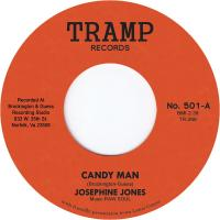 JOSEPHINE JONES & RAW SOUL - Candy Man : 7inch