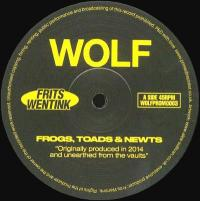 FRITS WENTINK - Frogs, Toads and Newts : 12inch