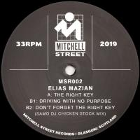 ELIAS MAZIAN - The Right Key EP incl. SAMO DJ remix : 12inch
