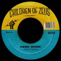 CHILDREN OF ZEUS - Hard Work / The Heart Beat PT.2 : FIRST WORD (UK)