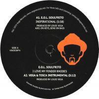 E.O.L. SOULFRITO / SOUL MISSION featuring BRUTHA BASIL - Inspirational / Deep Belief : 12inch
