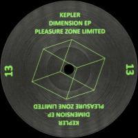 KEPLER. - Dimension EP : PLEASURE ZONE (GER)