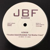 AZWON - Paradise Island : PRESSURE MAKES DIAMONDS (UK)