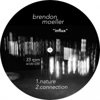 BRENDON MOELLER - Influx : ACIDO RECORDS (GER)