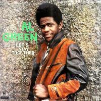 AL GREEN - Let's Stay Together : HI RECORDS (ITA)